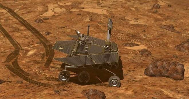 Chàng trai thử xăm hình robot vừa khai tử trên sao Hỏa và cái kết đắng: Đừng bao giờ coi thường các fan của NASA - Ảnh 1.
