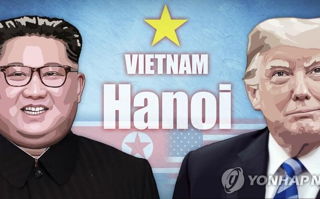 Lý do khuôn khổ hội nghị thượng đỉnh ở Hà Nội giúp 2 ông Trump-Kim dễ đạt được đột phá