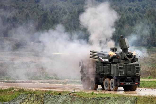 Tên lửa mini Pantsir-S1 Made in Vietnam: Tự hào bước tiến lớn của CNQP nước nhà - Ảnh 1.