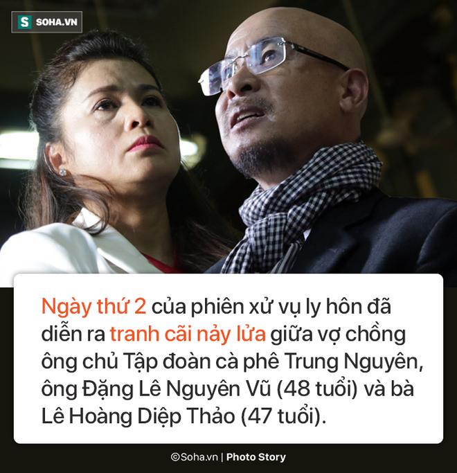 [Photostory] Chủ tọa nhắn bà Lê Hoàng Diệp Thảo: Chị về xin lỗi chồng... chị lại sống như bà hoàng - Ảnh 1.