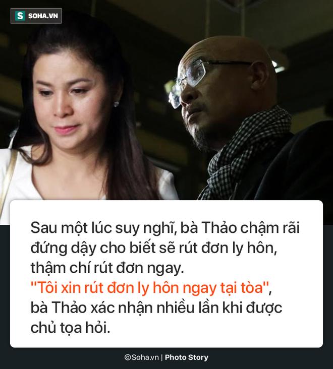 [Photostory] Chủ tọa nhắn bà Lê Hoàng Diệp Thảo: Chị về xin lỗi chồng... chị lại sống như bà hoàng - Ảnh 9.