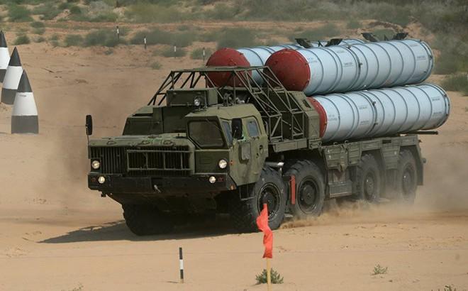 """Phòng không Syria sắp kết thúc huấn luyện, sẵn sàng """"ngắm bắn"""" tên lửa S-300!"""