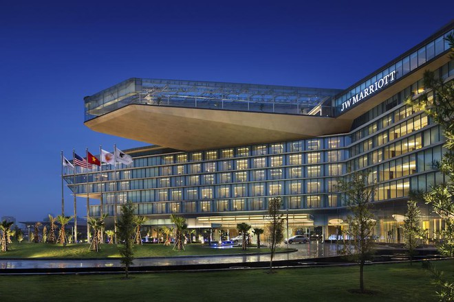Trước thềm thượng đỉnh Mỹ-Triều: Phòng Tổng thống của Khách sạn JW Marriott có gì đặc biệt? - Ảnh 4.