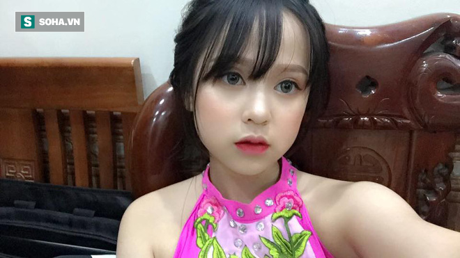 Nữ sinh 13 tuổi có phong cách thời trang hơn tuổi: Em thấy không có gì là phản cảm - Ảnh 4.