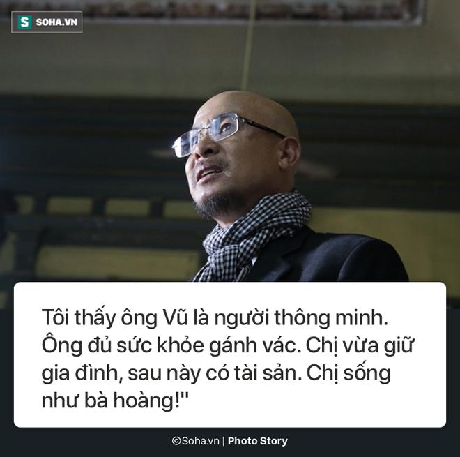 [Photostory] Chủ tọa nhắn bà Lê Hoàng Diệp Thảo: Chị về xin lỗi chồng... chị lại sống như bà hoàng - Ảnh 5.