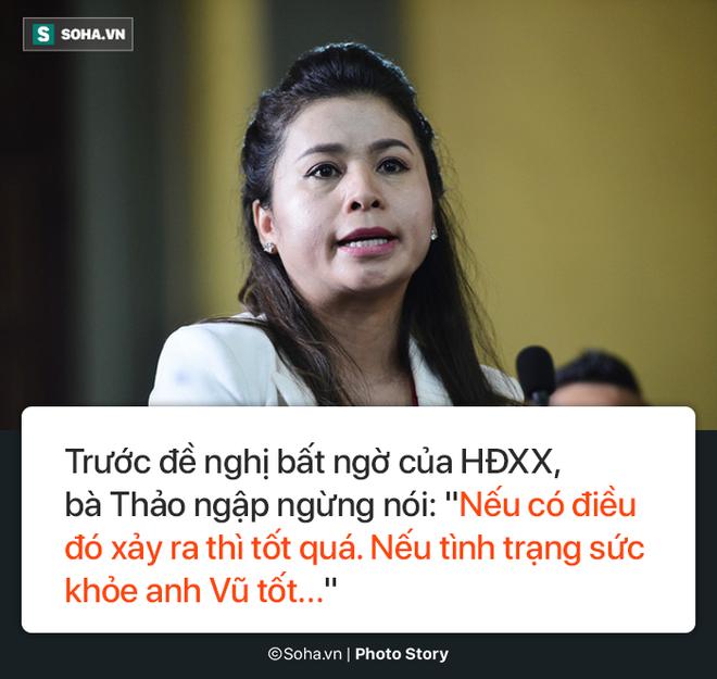 [Photostory] Chủ tọa nhắn bà Lê Hoàng Diệp Thảo: Chị về xin lỗi chồng... chị lại sống như bà hoàng - Ảnh 6.