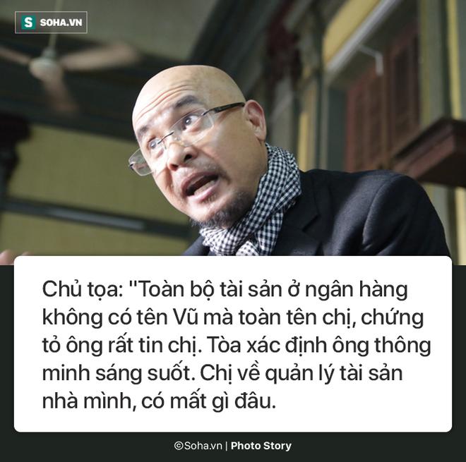 [Photostory] Chủ tọa nhắn bà Lê Hoàng Diệp Thảo: Chị về xin lỗi chồng... chị lại sống như bà hoàng - Ảnh 7.