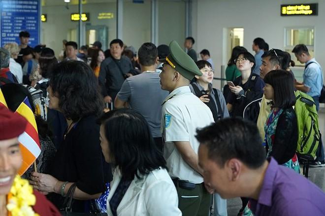 Bên trong khu an ninh sân bay Nội Bài trước thượng đỉnh Mỹ - Triều - Ảnh 12.