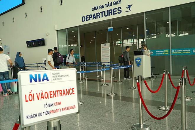 Bên trong khu an ninh sân bay Nội Bài trước thượng đỉnh Mỹ - Triều - Ảnh 13.