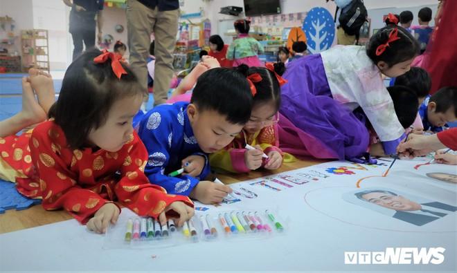 Ảnh: Ngôi trường biểu tượng của mối quan hệ Việt Nam - Triều Tiên - Ảnh 3.