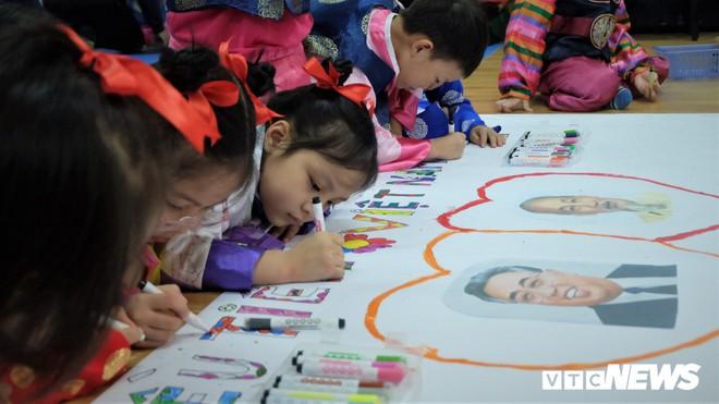 Ảnh: Ngôi trường biểu tượng của mối quan hệ Việt Nam - Triều Tiên - Ảnh 4.