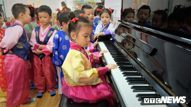 Ảnh: Ngôi trường biểu tượng của mối quan hệ Việt Nam - Triều Tiên - Ảnh 5.