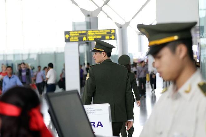 Bên trong khu an ninh sân bay Nội Bài trước thượng đỉnh Mỹ - Triều - Ảnh 7.
