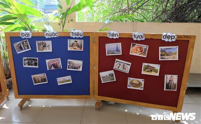 Ảnh: Ngôi trường biểu tượng của mối quan hệ Việt Nam - Triều Tiên - Ảnh 8.