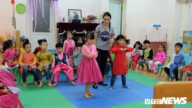 Ảnh: Ngôi trường biểu tượng của mối quan hệ Việt Nam - Triều Tiên - Ảnh 9.