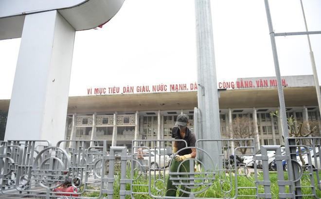 Việt Nam hoàn thiện Trung tâm báo chí phục vụ Thượng đỉnh Mỹ - Triều lần 2