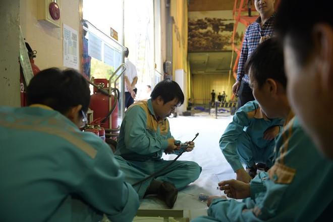Việt Nam hoàn thiện Trung tâm báo chí phục vụ Thượng đỉnh Mỹ - Triều lần 2 - Ảnh 2.