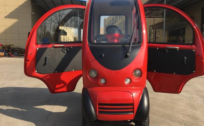 Có gì trong chiếc ô tô điện đang được chào bán tại Việt Nam với giá 40 triệu đồng?