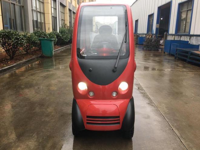 Có gì trong chiếc ô tô điện đang được chào bán tại Việt Nam với giá 40 triệu đồng? - Ảnh 10.