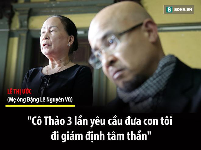 Bà Lê Hoàng Diệp Thảo: Thẩm phán có chắc việc anh Vũ không tiếp tục đưa người đàn bà khác về nhà? - Ảnh 7.