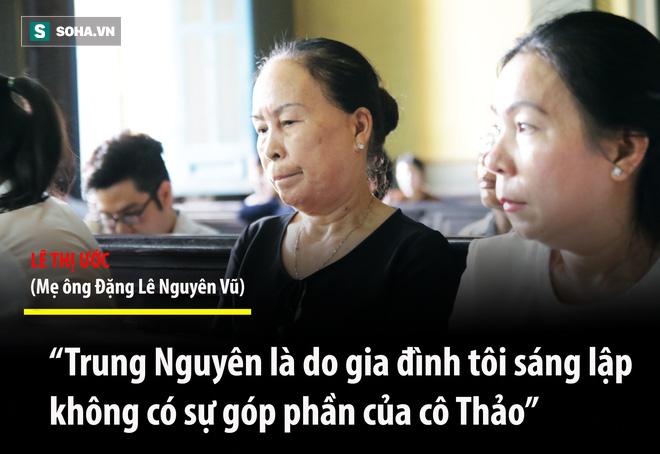 Bà Lê Hoàng Diệp Thảo: Thẩm phán có chắc việc anh Vũ không tiếp tục đưa người đàn bà khác về nhà? - Ảnh 11.