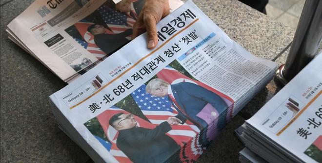 Chủ nhà Hội nghị Thượng đỉnh Mỹ-Triều - Cơ hội Dubai, Thượng Hải chi bao nhiêu cũng không có được - Ảnh 3.