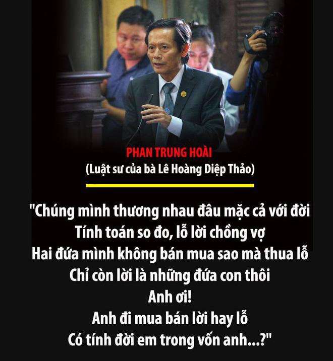 Bà Lê Hoàng Diệp Thảo: Thẩm phán có chắc việc anh Vũ không tiếp tục đưa người đàn bà khác về nhà? - Ảnh 20.