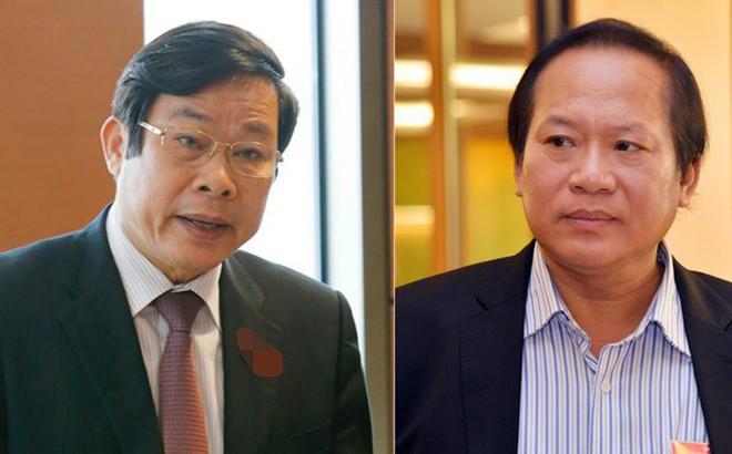 Khởi tố, bắt tạm giam ông Nguyễn Bắc Son và Trương Minh Tuấn