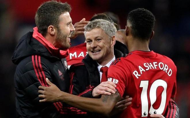 Rashford của Mourinho và Rashford của Solskjaer
