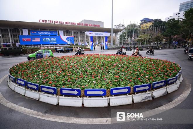 [ẢNH] Khai trương trung tâm báo chí quốc tế phục vụ thượng đỉnh Mỹ-Triều lần 2 tại Hà Nội - Ảnh 5.