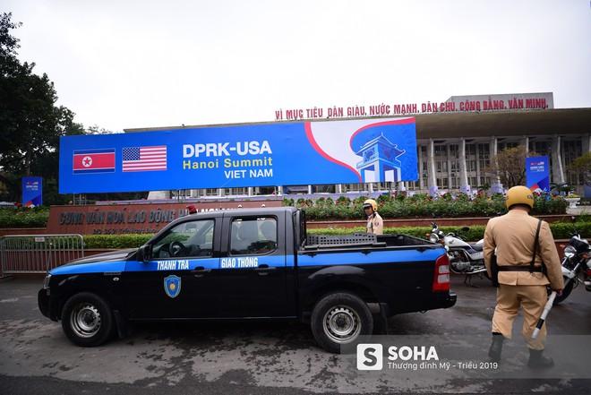 [ẢNH] Khai trương trung tâm báo chí quốc tế phục vụ thượng đỉnh Mỹ-Triều lần 2 tại Hà Nội - Ảnh 4.