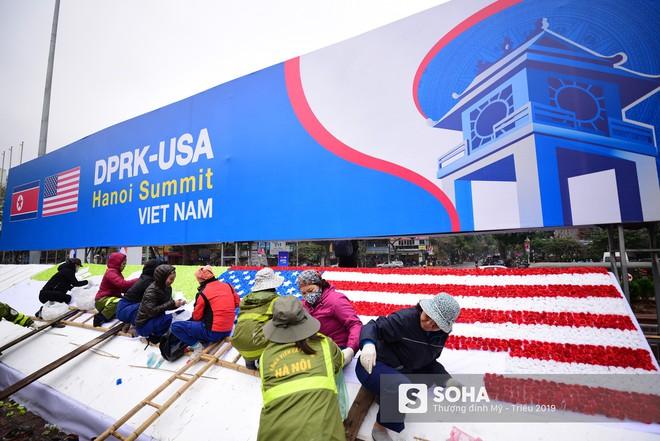 [ẢNH] Khai trương trung tâm báo chí quốc tế phục vụ thượng đỉnh Mỹ-Triều lần 2 tại Hà Nội - Ảnh 6.