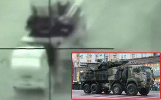 Các tổ hợp phòng không Pantsir-S1 bị Israel hủy diệt, 4 binh sĩ Syria tử nạn: Vĩnh biệt!