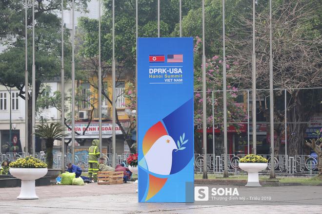 [ẢNH] Khai trương trung tâm báo chí quốc tế phục vụ thượng đỉnh Mỹ-Triều lần 2 tại Hà Nội - Ảnh 11.