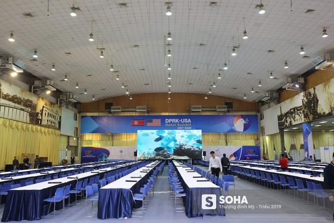 [ẢNH] Khai trương trung tâm báo chí quốc tế phục vụ thượng đỉnh Mỹ-Triều lần 2 tại Hà Nội - Ảnh 15.