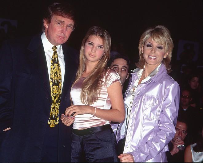 Con gái nổi tiếng nhất của Tổng thống Trump: Nhan sắc nóng bỏng, là hiện tượng của New York - Ảnh 1.