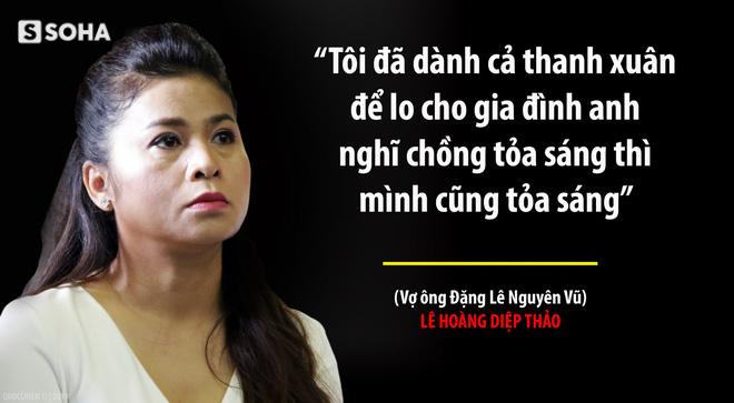 Những màn tranh cãi dậy sóng của vợ chồng ông Đặng Lê Nguyên Vũ - Ảnh 5.