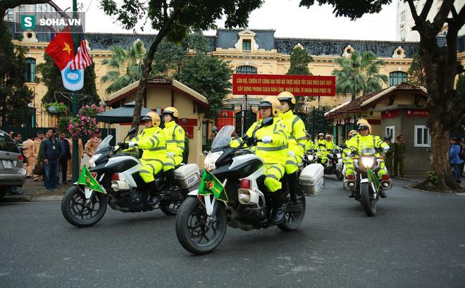 Lịch phân luồng, cấm đường ở Hà Nội phục vụ Hội nghị thượng đỉnh Mỹ - Triều