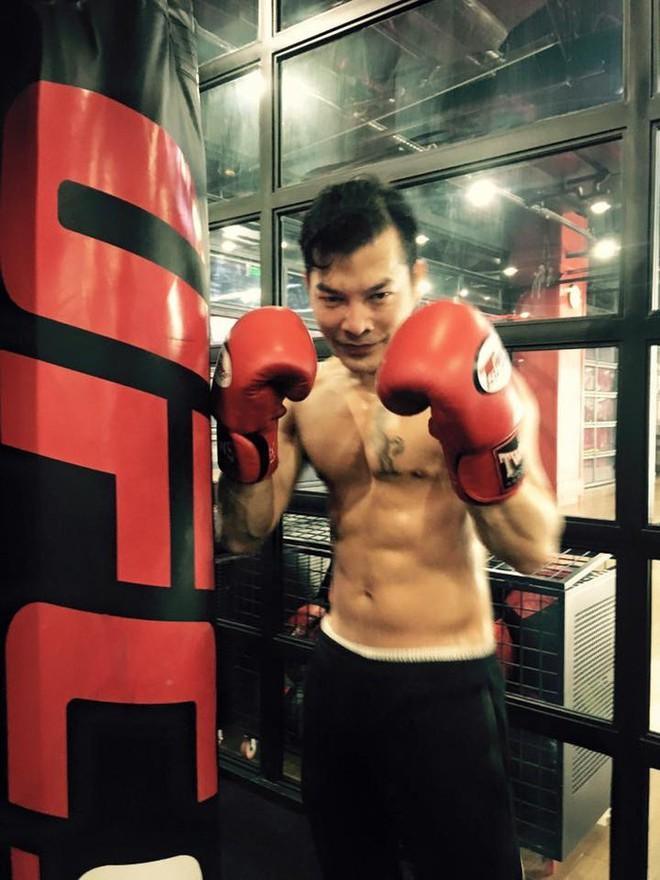 Showbiz Việt: Ngỡ ngàng với body của loạt sao nam U50 - ảnh 14