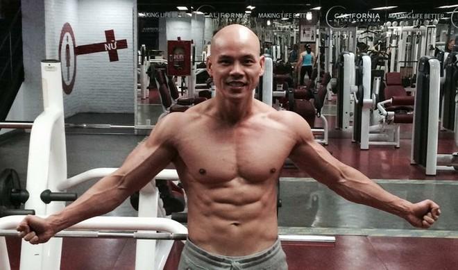 Showbiz Việt: Ngỡ ngàng với body của loạt sao nam U50 - ảnh 15