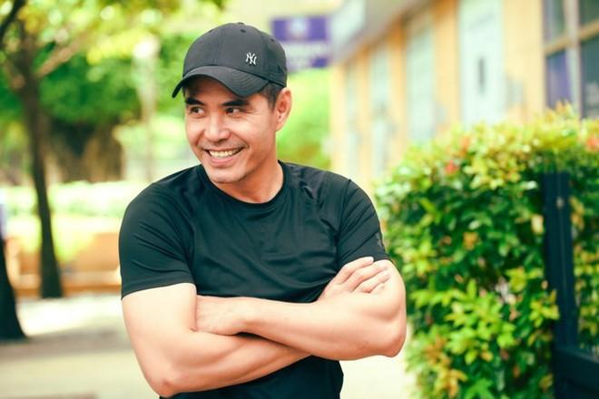 Showbiz Việt: Ngỡ ngàng với body của loạt sao nam U50 - ảnh 7