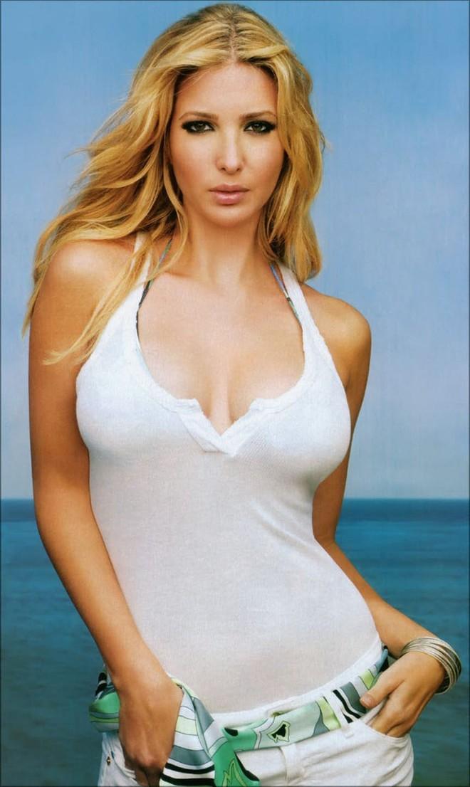 Ái nữ nổi tiếng nhất của Tổng thống Trump nóng bỏng cỡ nào? - Ảnh 9.