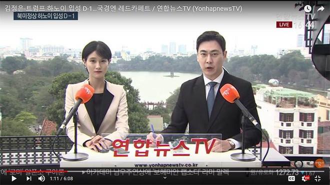 """Dân mạng """"chộp"""" được cảnh tạm bợ của đài truyền hình Hàn Quốc trên nóc nhà cao tầng ở Hà Nội  - Ảnh 7."""