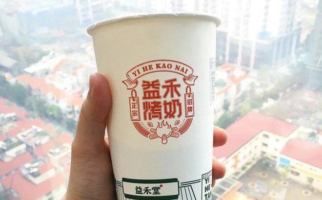 Kết quả hình ảnh cho trà sữa nướng