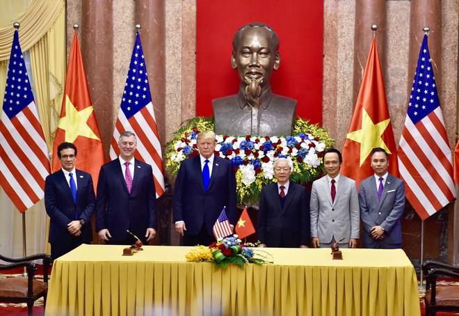 Hội nghị Thượng đỉnh Mỹ - Triều: Bamboo Airways mua 10 máy bay Boeing trị giá 3 tỷ USD - Ảnh 1.