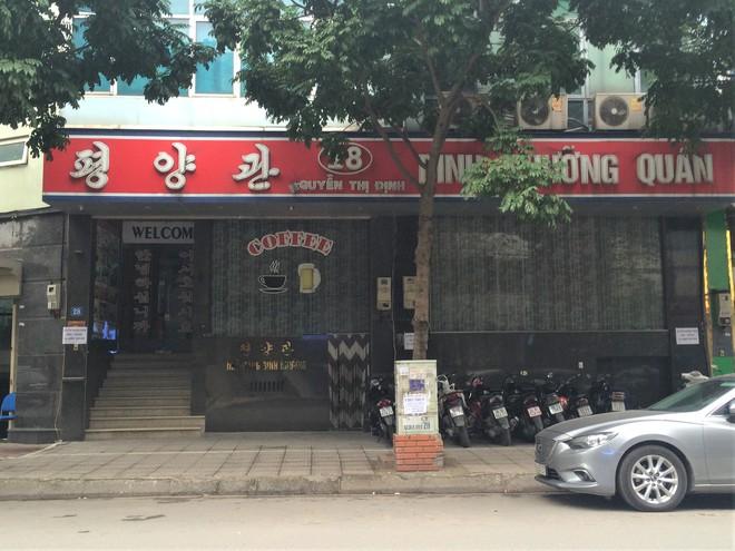 Bí ẩn nhà hàng do người Triều Tiên phục vụ ở Hà Nội - Ảnh 5.