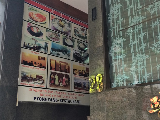 Bí ẩn nhà hàng do người Triều Tiên phục vụ ở Hà Nội - Ảnh 6.