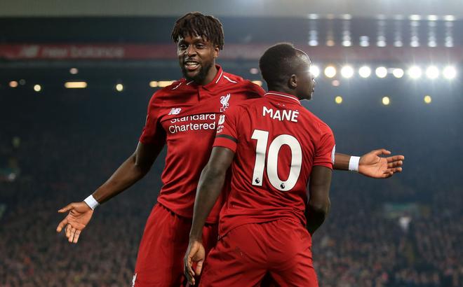 Liverpool đại thắng, Man City