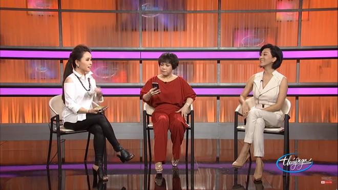 MC Kỳ Duyên: Nếu vợ chồng Việt Hương có người thứ ba, tôi muốn làm vợ bé chen vào - Ảnh 3.