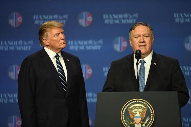 Họp báo hậu thượng đỉnh: TT Trump tiết lộ lí do khiến cuộc đàm phán với Chủ tịch Kim không đạt kết quả - Ảnh 1.